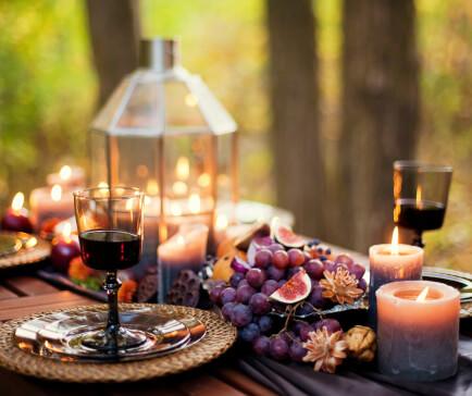 Super knusse ideetjes voor een herfst bruiloft