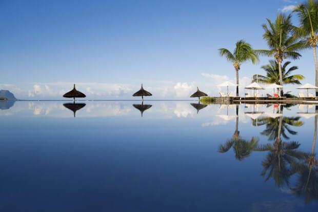 7. Huwelijksreis Mauritius