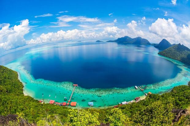 6. Huwelijksreis Maleisië