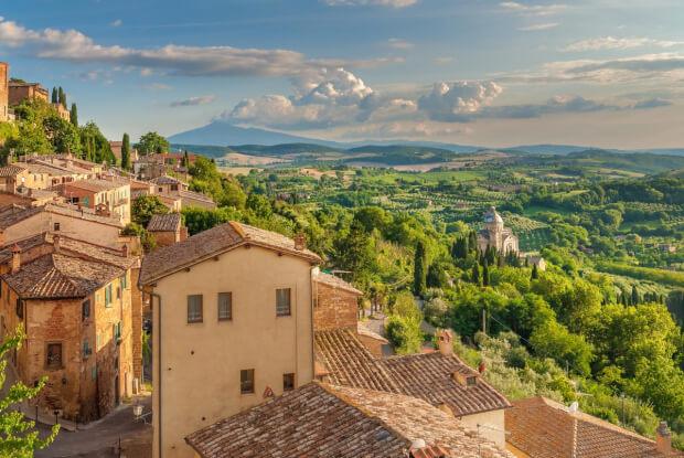 4. Huwelijksreis Toscane