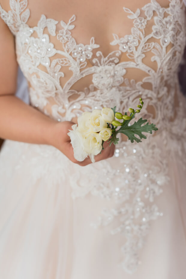 bloemversieringen op jouw bruiloft