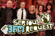Winnaars van de Dutch Wedding Awards 2014 bieden complete huwelijksdag voor Serious Request aan!
