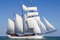 Open Toptrouwlocatie Route: bezoek de Willem Barentsz!