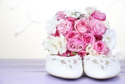 bruidsaccessoires_schoenen_bloemen