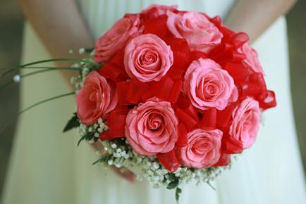 bruidsboeket_roze