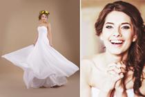 Trendy goedkope trouwjurken