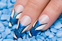 Momenteel hot item: nailart