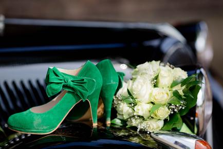 trouwaccessoires_schoenen_groen
